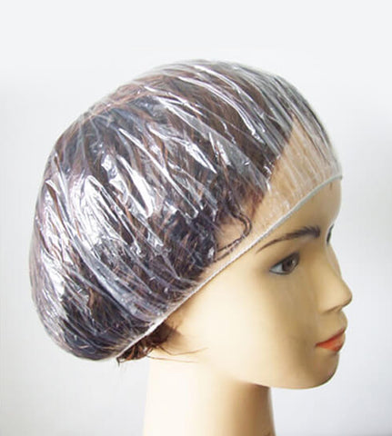 SHOWER CAP POLY BAG WRAP RAINBREEZE 1000/CS