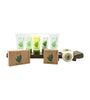 Image of BAR SOAP SPA GREEN PLTD RND FACIAL # 0.75 300/CS