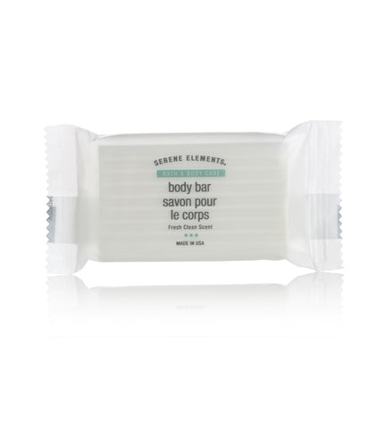 Serene Elements Face & Body Bar flo-wrap 0.8oz (Case Pack 450)