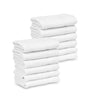 "Image of Wash Cloth Kitchen Towels,100% Natural Cotton (12""x12"")  Commercial Grade 1 lb/dz - Maz Tex Supply"