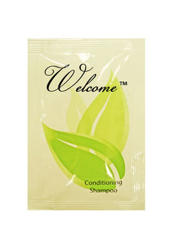 WELCOME COND SHAMPOO PKT 500/# 0.4/CS