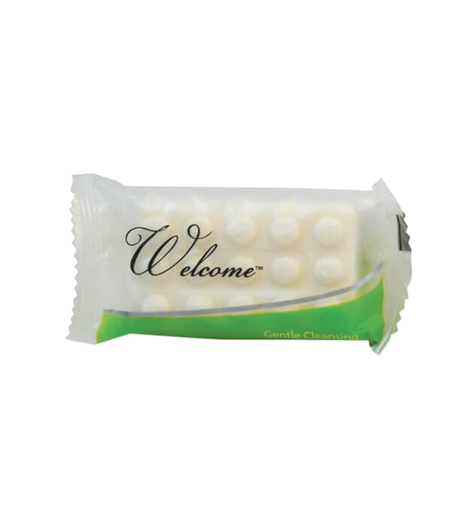 WELCOME BAR SOAP 1000/ # 0.75/CS