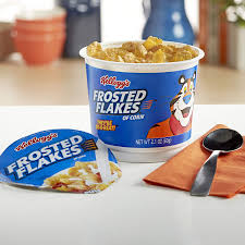 CEREAL SELF SERVING BOWL FROSTED FLAKES 96/1oz/CS