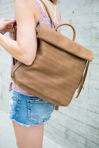 Backpack - Light Tan