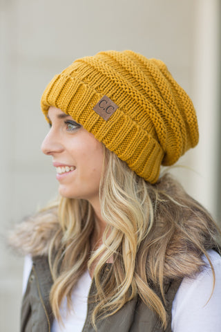 CC Slouch Hat - 10 Colors