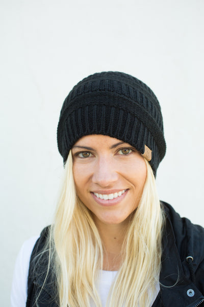 Lightweight Slouch Beanie - 4 Colors