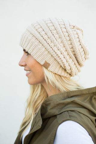 Slouch Beanie - 5 Colors