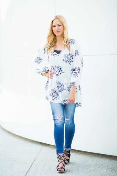 Flowing Tunic