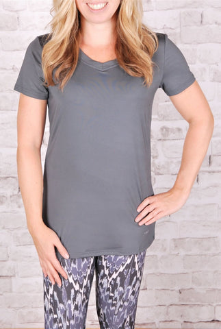 Extra Long Workout Tee - S-XL