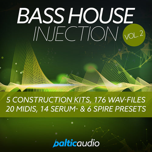 baltic audio - Bass House Injection Vol 2