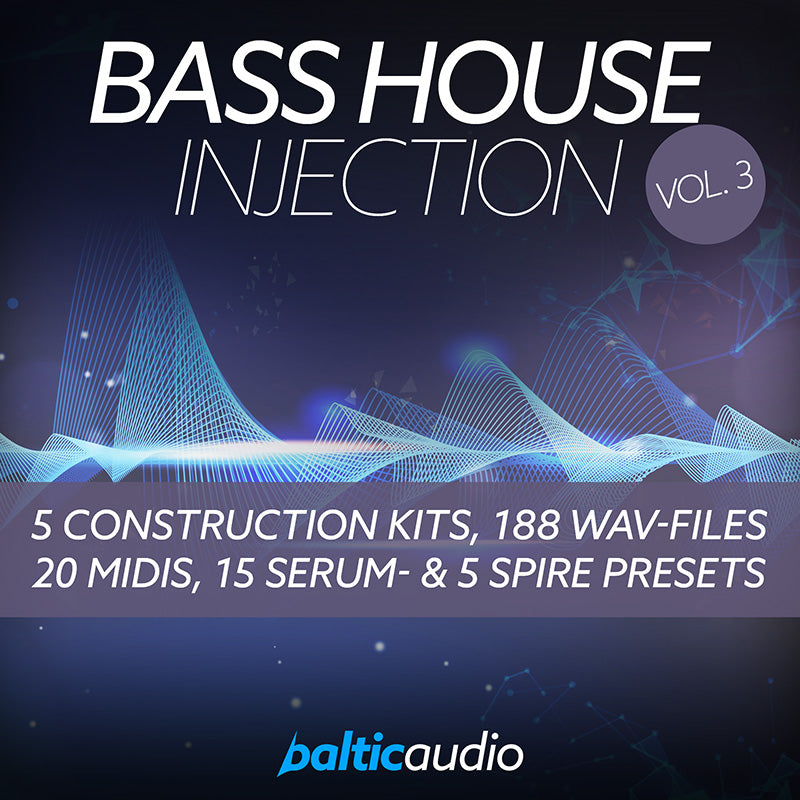 baltic audio - Bass House Injection Vol 3