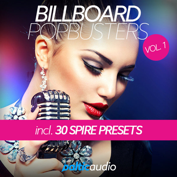 baltic audio Billboard Pop Busters Vol 1