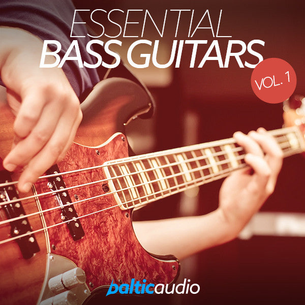 baltic audio Essential Bass Guitars Vol 1