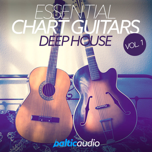 baltic audio Essential Chart Guitars Vol 1: Deep House