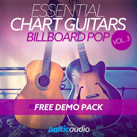 Essential Chart Guitars Vol 3: Free Demo Pack