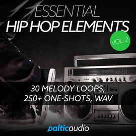 Essential Hip Hop Elements Vol 2