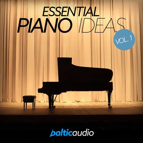 baltic audio Essential Piano Ideas Vol 1