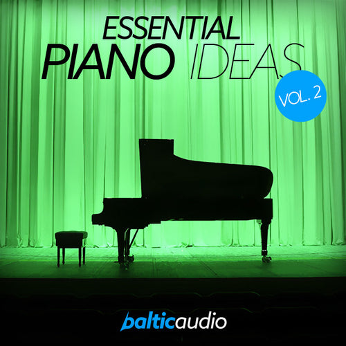 baltic audio Essential Piano Ideas Vol 2