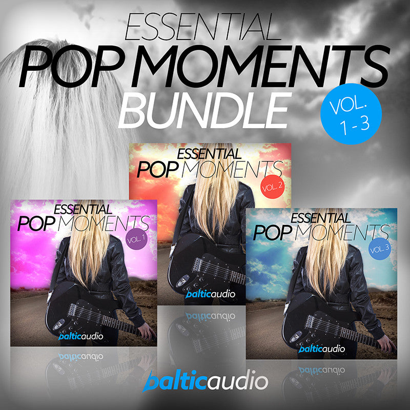 Essential Pop Moments Bundle (Vols 1-3)