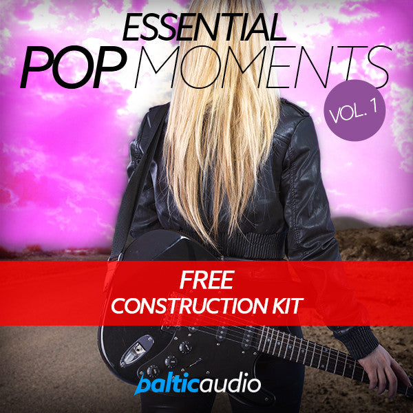 baltic audio Essential Pop Moments Vol 1: Free Construction Kit