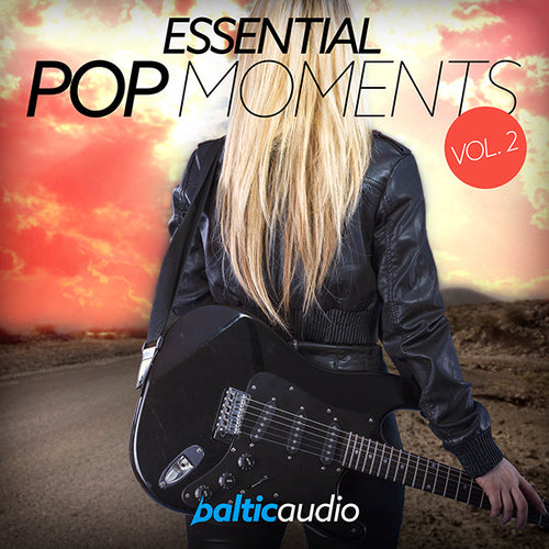 baltic audio Essential Pop Moments Vol 2