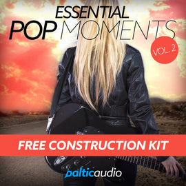 Essential Pop Moments Vol 2: Free Construction Kit