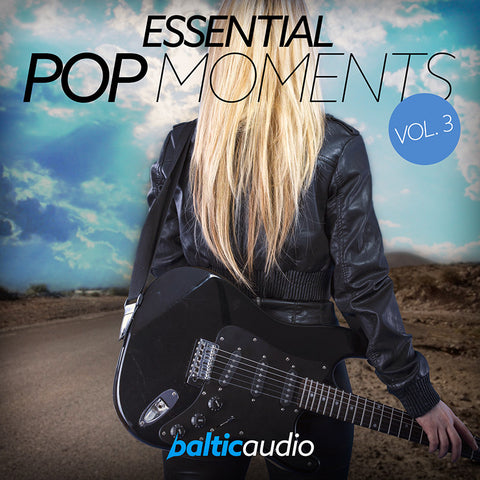 baltic audio Essential Pop Moments Vol 3