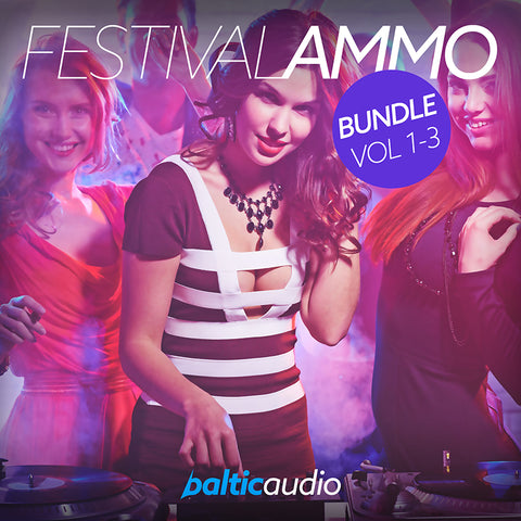 baltic audio - Festival Ammo Bundle (Vols 1-3)
