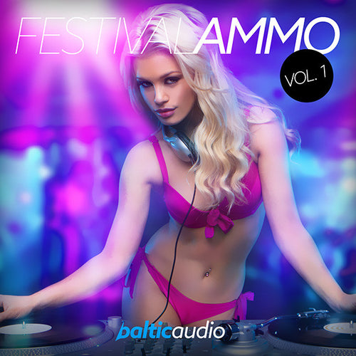 baltic audio Festival Ammo Vol 1