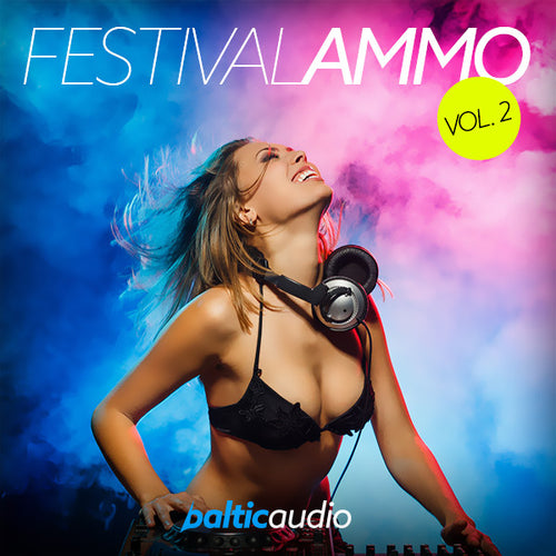 baltic audio Festival Ammo Vol 2
