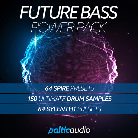 baltic audio Future Bass Power Pack