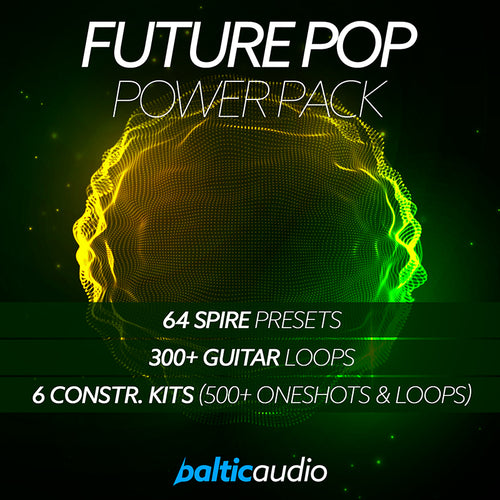 baltic audio - Future Pop Power Pack