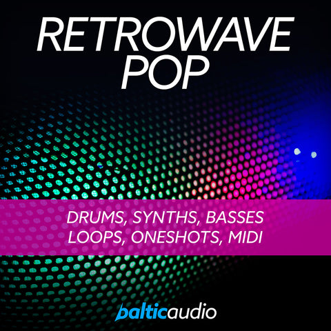 baltic audio - Retrowave Pop