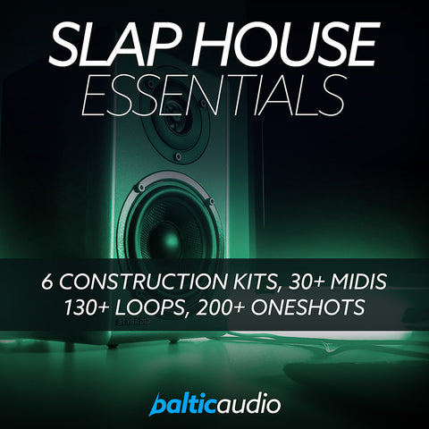 baltic audio - Slap House Essentials