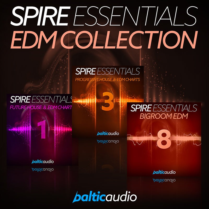 baltic audio - Spire Essentials EDM Collection