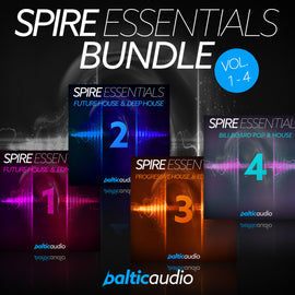 Spire Essentials Bundle (Vols 1-4)
