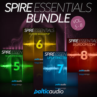 baltic audio - Spire Essentials Bundle (Vols 5-8)
