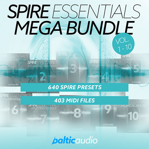 baltic audio - Spire Essentials Mega Bundle (Vols 1-10)