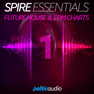 baltic audio Spire Essentials Vol 1: Future House & EDM Charts
