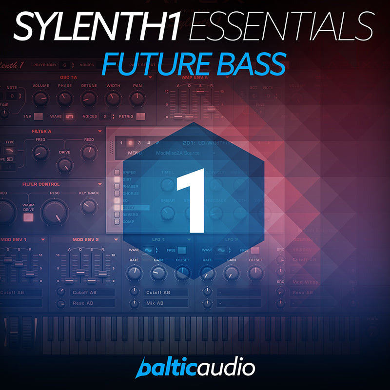 baltic audio - Sylenth1 Essentials Vol 1: Future Bass
