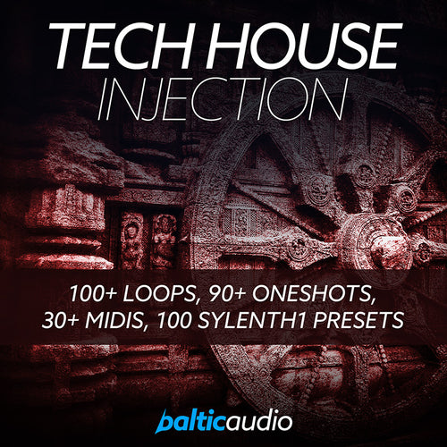 baltic audio - Tech House Injection