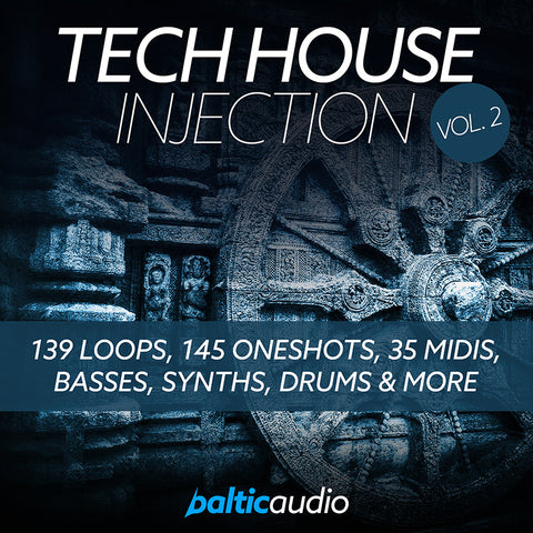 baltic audio - Tech House Injection Vol 2