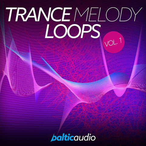 baltic audio - Trance Melody Loops Vol 1