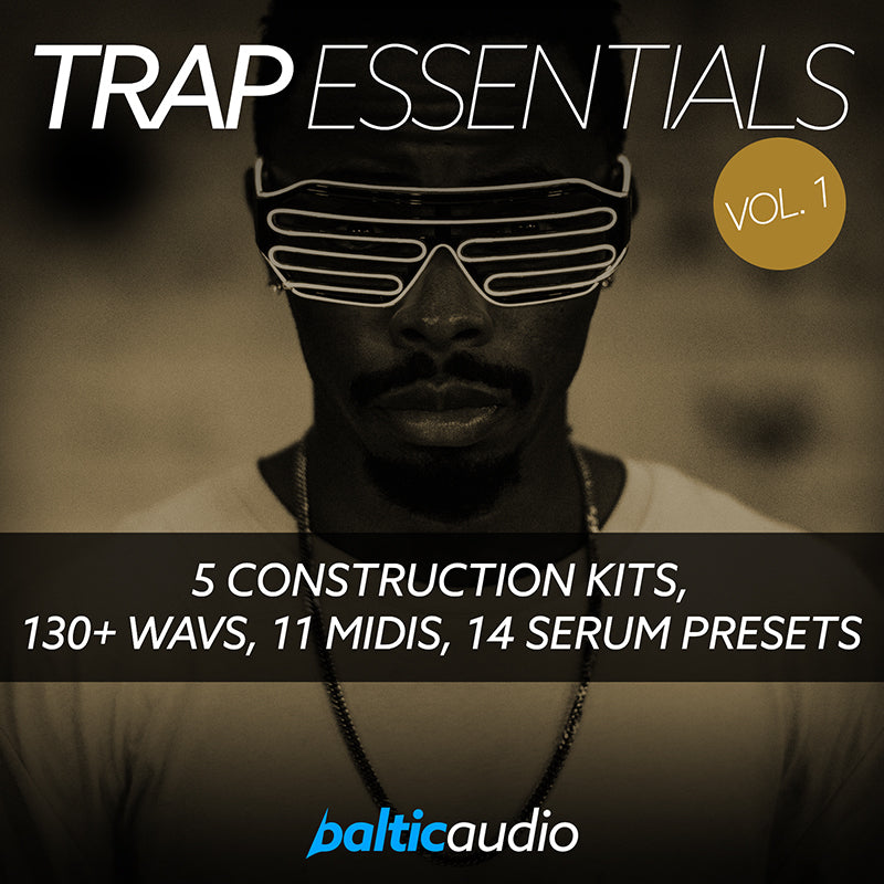 baltic audio - Trap Essentials Vol 1