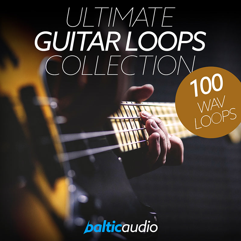 baltic audio - Ultimate Guitar Loops Collection
