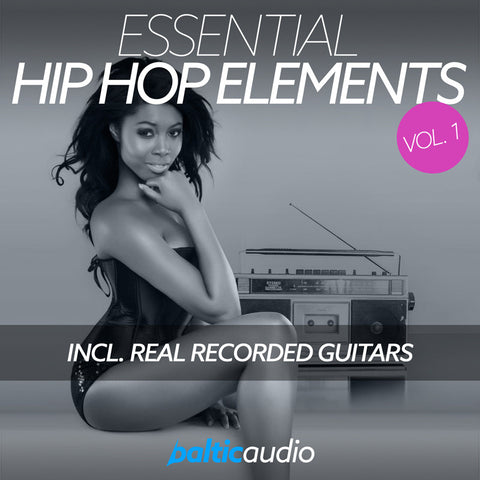 baltic audio Essential Hip Hop Elements Vol 1
