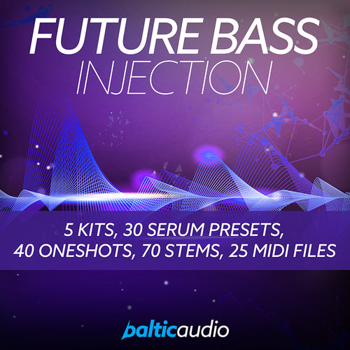 baltic audio - Future Bass Injection