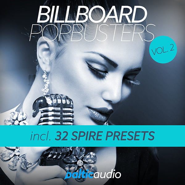 baltic audio - Billboard Pop Busters Vol 2