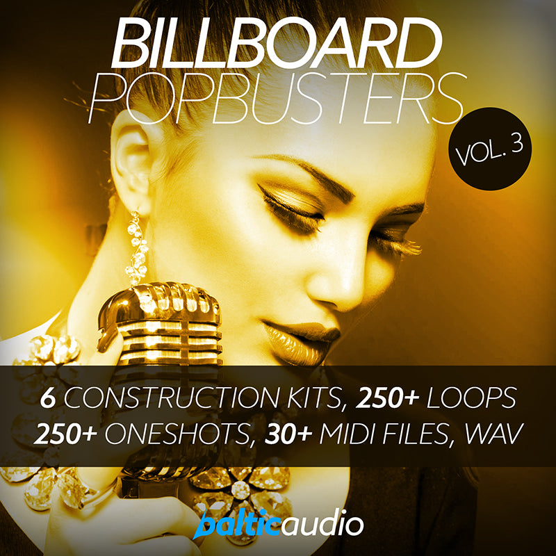 baltic audio - Billboard Pop Busters Vol 3