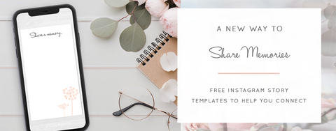 Free Instagram Story Templates to Help You Stay Connected